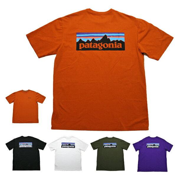 トップス, Tシャツ・カットソー  T patagonia P-6 Logo Organic T-Shirt T 2021 P6 38535
