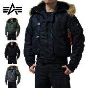 アルファ INDUSTRIES インダストリーズ フライト ジャケット ファッション アウタージャンパー・ブルゾンフライトジャケット