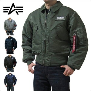アルファ ALPHAALPHA INDUSTRIES インダストリーズ ファッション アウター ジャンパー ブルゾン フライト ジャケット