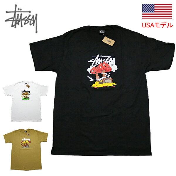 トップス, Tシャツ・カットソー  T T STUSSY SOMETHINGS COOKINSS TEE UST T 1904657