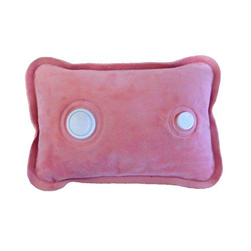 送料無料 湯たんぽ 充電式 電気湯たんぽ カバー2種類付き WJ896