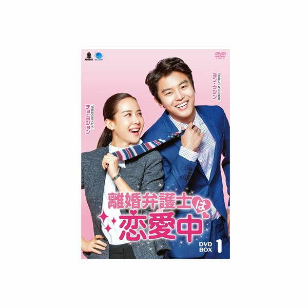 【取り寄せ・同梱注文不可】 韓国ドラマ 離婚弁護士は恋愛中 DVD-BOX1【バレンタイン】 【卒業式】 【入学式】