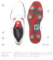 【スピード取り寄せ】フットジョイ EXL Boa W(ワイド)サイズ [イーエックスエル][outret] [FootJoy]【ゴルフシューズ】【FJ】