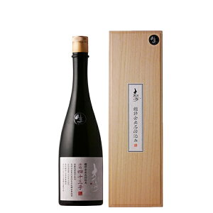 Daishinshu Stock No. 43 Appraisal exhibition listing Pure Jundai Daiginjo Unfiltered Raw Sake 720 ml [Sake / Nagano / Daishinshu Sake Brewing] [Cold products]