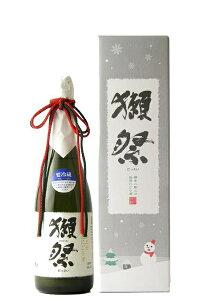 【クリスマスに日本酒で乾杯!】獺祭(だっさい) 発泡にごり 純米大吟醸磨き二割三分 720ml...