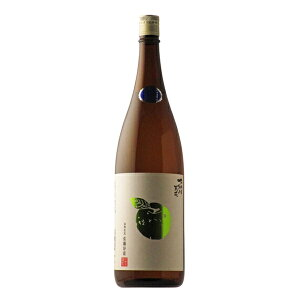 Amana 500 million stones Special pure rice, unfiltered raw 1800ml [Sake / Akita / Onanogawa Co., Ltd.] [Cold products that need refrigeration]
