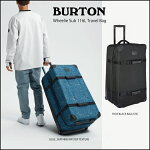 【BURTON】WheelieSub116LTravelBag116091