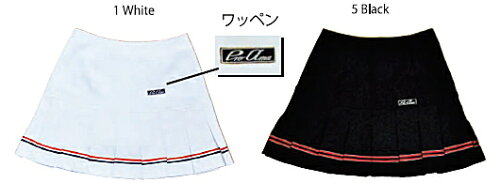 P-2300 チアラインプリーツスカート