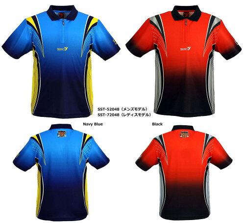 ソシオSST-52048(Men's),SST-72048(Ladie's) ボウリングポロシャツ