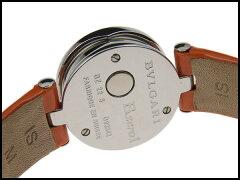 ☆03楽市☆本物ブルガリB-ZERO1ウォッチレディースクォーツ腕時計BZ22Sシェル文字盤