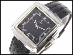 ☆03楽市☆本物コルムCORUMクアドラトスメンズクォーツ腕時計63.121.20