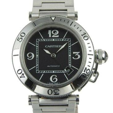 ☆B楽市ネット店☆本物 Cartier カルティエ パシャ デイト メンズ オートマ 腕時計 2790 【時計】【中古】