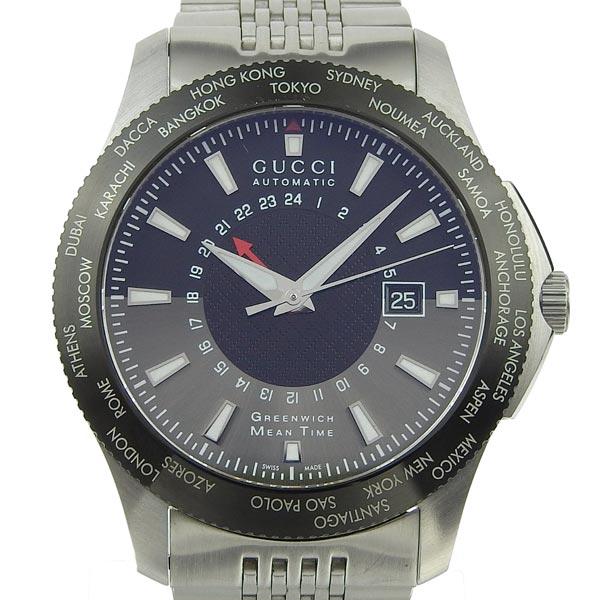 4167586acd88 商品名 GUCCI グッチ メンズ オートマ腕時計 デイト 126.2 【時計】 自社管理番号 2000150200000517 - 180919 -  GA DCY ...