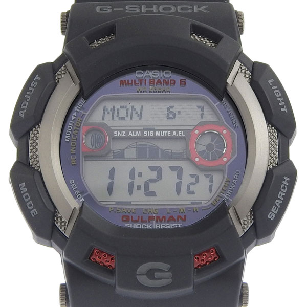 腕時計, メンズ腕時計 B CASIO G-SHOCK GULFMAN