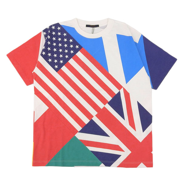トップス, Tシャツ・カットソー BLOUIS VUITTON T M 19AW