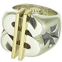BWL(ビルウォールレザー) ダラー シルバーリング(指輪)