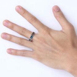 ミスティッククォーツシルバーリング(指輪)*AQUASILVER(アクアシルバー)