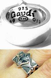 マリアシルバーリング(指輪)*Gaudi(ガウディジュエリー)【送料無料、決済手数料無料】