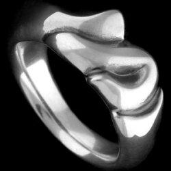 ラージティーシルバーリング(指輪)*LONEONES(ロンワンズ)【送料無料、決済手数料無料】