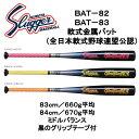 久保田スラッガー 軟式金属バット BAT-82/83 1