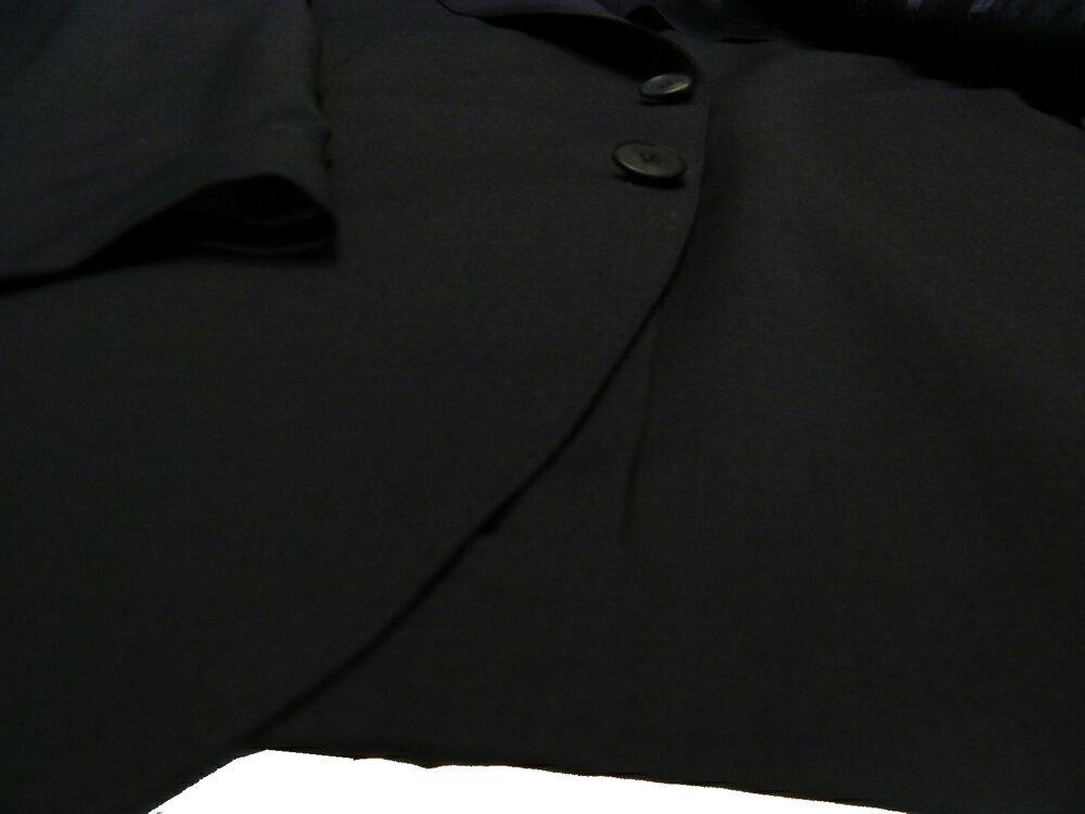 LONNER×Ermenegildo Zegna パターンメイド 国内縫製 AB体 トラディショナルスーツ ブラック・無地 クールエフェクト 2釦 サイドベンツ 2019年春・夏 JPクラシックモデル ロンナー ややゆったり AB4~AB8