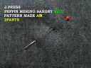 Jプレス J.PRESS(ジェイ・プレス) MEN パターンメイド スーツ A体 サキソニー ミディアム・グレー 無地 スーツ 2パンツ 3つ釦段返り フックベント 赤パイピング 秋・冬 3週間程度 AUTHENTICモデル 標準 A3〜A8 ツーパンツ