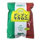 グンプンマカロニ 250g [腎臓病食/低たんぱく食品/たんぱく調整]