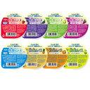 粉飴ムース 8種セット(8種類各1個)[腎臓病食/低たんぱく食品/高カロリー]