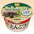 日清 レナケアー とんこつラーメン 75.1g カップ麺 カップラーメン [腎臓病食/低たんぱく食品/たんぱく調整]