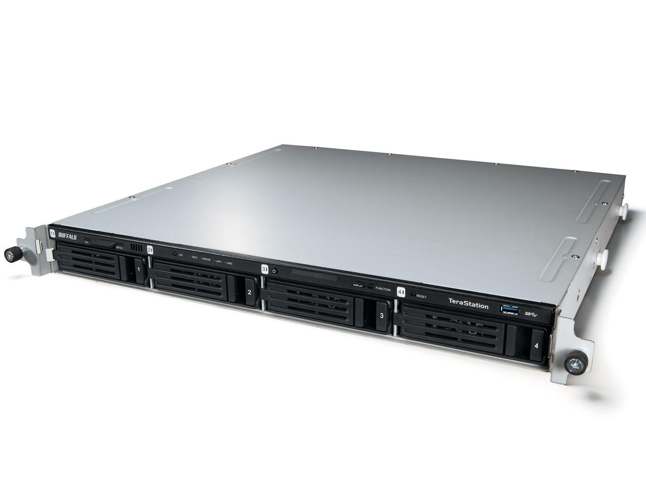 BUFFALO テラステーション NAS 8TB WS5400R0804SR2:Bサプライズ