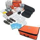 山善(YAMAZEN) 非常用持ち出し袋 車載、防災用 簡易