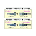 オーム電機 OHM AudioComm ACアダプター トランス式 4.5V 500mA AV-DR455E 2