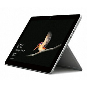 マイクロソフト Surface Go(サーフェス ゴー) LTE Advanced / Office Home and Business 2019 / Windows 10 Home (Sモード) / 10 インチ/ Pentium Gold / SSD 128GB/ メモリ8GB / KAZ-00032