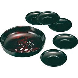美佳 桜うさぎ 菓子鉢茶托セット L3093544