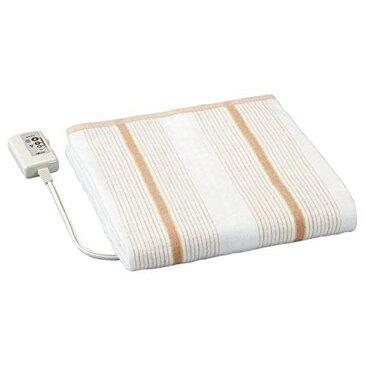 電気掛け敷毛布 188×130cm 広電 VWK551-B