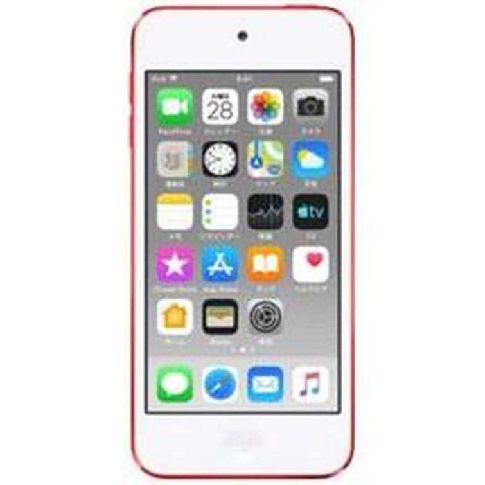 ポータブルオーディオプレーヤー, デジタルオーディオプレーヤー 2019 7 iPod touch 256GB PRODUCT RED Apple MVJF2JA