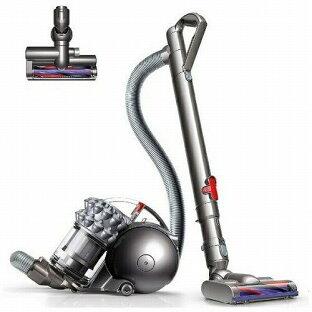 ダイソン Dyson サイクロン式 掃除機 キャニスター型 DysonBallTurbinehead 軽量ヘッド タービンヘッド 吸引力 年末 大掃除 買い替え 簡単 ゴミ捨て CY25THの画像