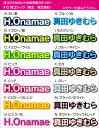 【送料無料】お名前ステッカーオリジナルカット#12 角ゴシッ...