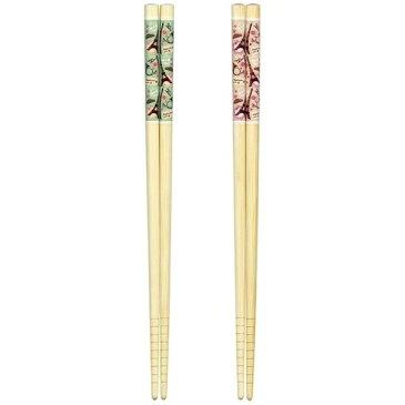 箸 22.5cm 竹製 すべり止め付 食洗・乾燥機対応 エッフェル塔 [色指定不可]