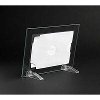フォトフレームガラス製L版サイズ用