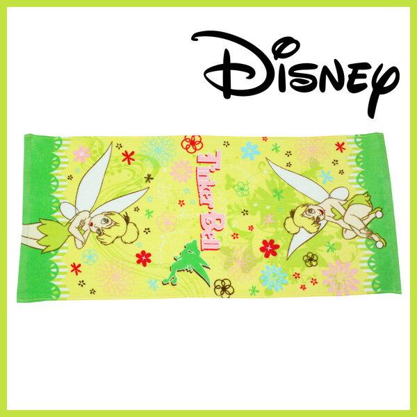 【ディズニー】スラッシュティンカーベル【フェイスタオル】ピーターパンドナルドデイジーミッキーマウスミニーマウスグッズバスタオルハンドタオルスポーツタオルバスタオルディズニーバッグ・小物・ブランド雑貨【Disneyzone】