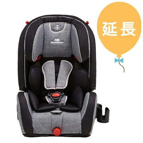 【レンタル延長1カ月】日本育児 ハイバックブースター EC3 グレーデニム