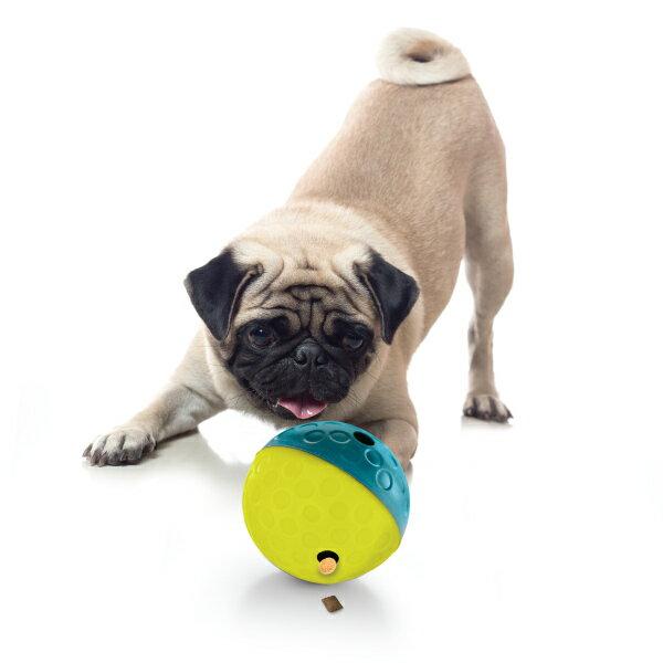 【即納】ニーナ・オットソンNINAOTTOSSONトリーツ・タンブルボールS《ブルー》犬DOGペットの知育おもちゃ
