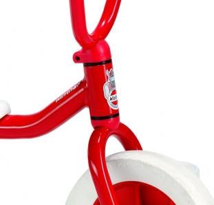 ボーネルンド 三輪車 ペリカンデザイン Vハンドル 赤【※北海道、沖縄、離島を除く】