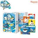 ギョッと 海釣り編 ホッパーエンターテイメント カードゲームGyotto Sea fishing hopper ギョっと【北海道・沖縄及び離島発送不可】