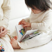 絵本つきはらぺこあおむしギフトセットこどもパジャマ+フリップフラップ絵本綿100%キッズパジャマラッピング付き出産祝い誕生日【あす楽対応】