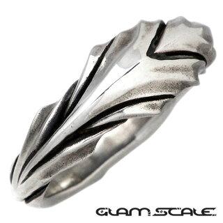 【グラムスケイル】GLAMSCALEシルバーリングM指輪シルバーアクセシルバーアクセサリーシルバー925【_包装選択】ラッピング無料