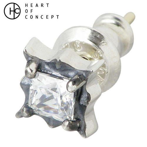 メンズジュエリー・アクセサリー, ピアス  HEART OF CONCEPT 1 925 HCE-25CZ