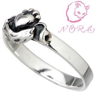 NORA★お届け中リング☆シルバーアクセサリーブランド【のら/ノラ】指輪