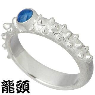 新作!!ノベルティキャンペーン対象!!【龍頭/RYUZU】霰(あられ)シルバーリング/石付き/指輪/12~26号